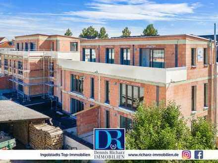 State of the Art - Penthouse mit XXL-Terrasse im Erstbezug Gerolfing! EBK auf Wunsch inklusive!