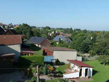 Gepflegte 1-Raum-Dachgeschosswohnung mit Einbauküche in Bad Herrenalb