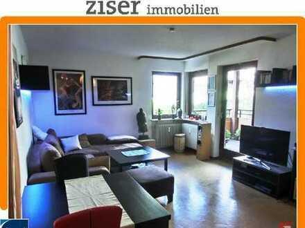 Vermietete Wohnung in ruhiger Wohnlage