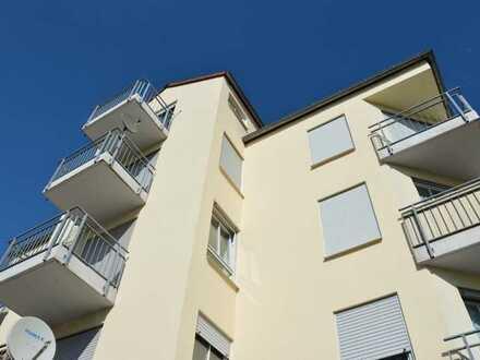 Attraktive 2-Zimmer-Wohnung mit Balkon und EBK in Klosterlechfeld