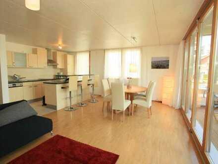 Exklusive 3,5 Zimmer Wohnung mit Garten und Seesicht in Konstanz-Litzelstetten