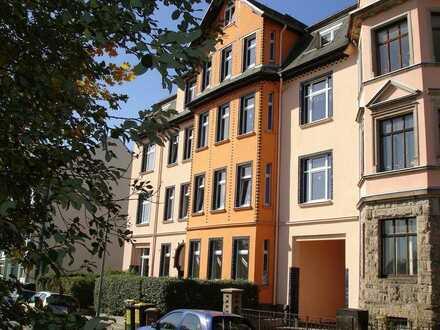 Attraktive 3-Raum-Wohnung mit Balkon in Altchemnitz