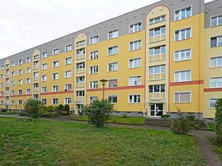Ruhige Wohnsiedlung in Coswig + Balkon + Stellplatz