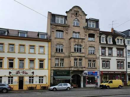 Denkmalgeschütztes Wohn- und Geschäftshaus im Heidelberger Zentrum