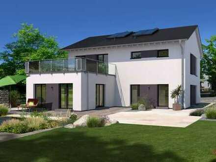 256 m² - geniale Wohnlösung für 2 Familien