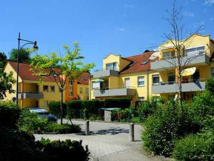 Gemütliche 1 Zimmer-Wohnung in bester Wohnlage in Gersthofen mit sonnigem Balkon !