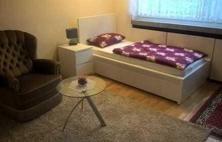 Gepflegte, modernisierte 3-Zi. Wohnung mit Balkon