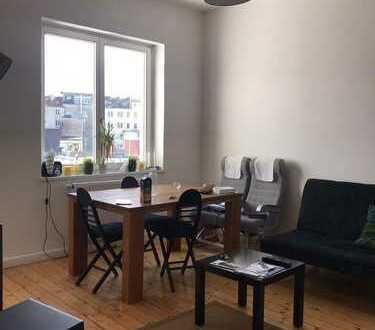 Uninahes, möbliertes 18qm Zimmer in 2er WG, Frankenberger Viertel