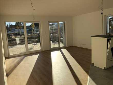 Moderne, helle 4- Zimmerwohnung in Laichingen zu vermieten