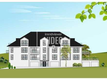 Neubau-Eigentumswohnung: Penthouse - Dachterrasse - Loggia - Garage