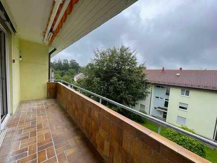Stilvolle, vollständig renovierte 3-Zimmer-Wohnung mit Balkon in Plochingen