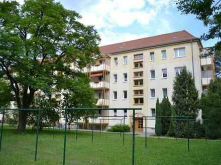 2-Raum-Wohnung mit Balkon in der Nähe vom Industriepark Schwarze Pumpe