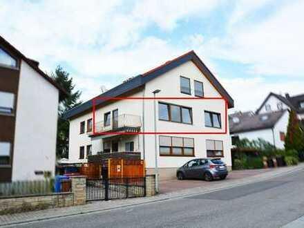 Helle 3-Zimmer Wohnung mit Balkon und Stellplatz in begehrter Lage von Gimmeldingen