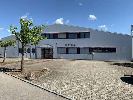 """"""" Die interessante Gewerbe - Produktion - Büro - Halle ! """""""