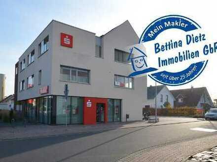 DIETZ: BÜRO-PRAXIS-RAUM in BESTLAGE von Niedernberg zu vermieten!