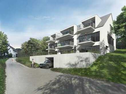 Exklusives Neubauprojekt in Ravensburg-Fidazhofen 4 1/2-Zimmer-Maisonettewohnung mit Gartenanteil