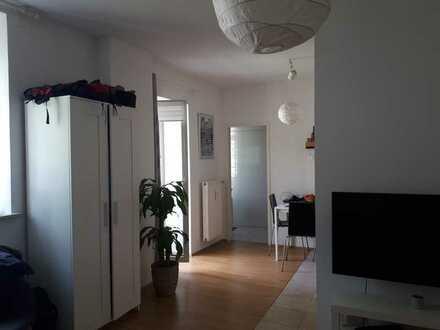 Schöne 1-Zimmer-Wohnung mit Balkon in sehr guter Lage