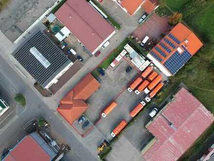 Gewerbefläche mit Büroräumen für mtl. 1.550 € provisionsfrei zu vermieten!