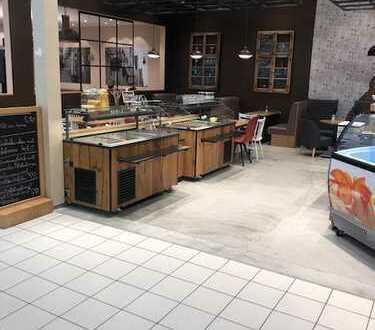 gastronomisches Objekt in Einkaufszentrum abzugeben
