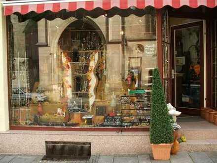 Kleines Geschäftshaus mit Charme an der Marienkirche