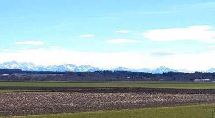 Alpenpanorama! Ihr Traum wird wahr! Hofstelle in ALLEIN-Lage mit ca. 2,5 ha Land wartet auf SIE