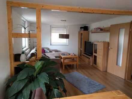 Gepflegte 3,5-Zimmer-Wohnung mit Balkon und EBK in Gaildorf