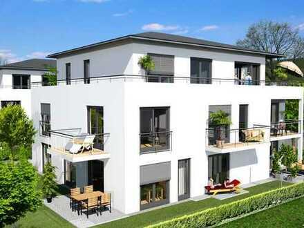 Perfekt geschnittene 2-Zimmerwohnung mit Balkon