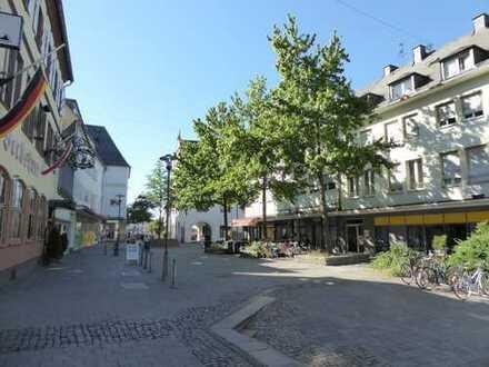 ### Büroflächen in Darmstadt - Fußgängerzone, nahe Marktplatz, Stadtkirche, Schloß - sofort frei ###
