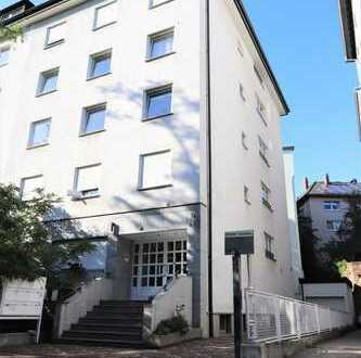 Gemütliche 3 Zimmerwohnung in Frankfurt am Main nahe Messegelände