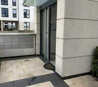 Neuwertige 2-Zimmer-Terrassenwohnung im Kronenviertel