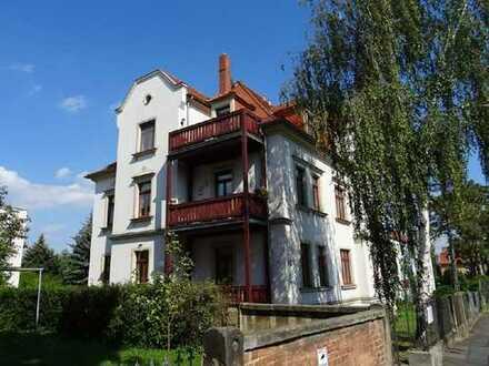 Lockwitz...tolle 2-Zi.-Wohnung mit Balkon
