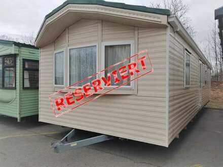 MOBILHEIM * Chalet * Mobil-Haus * winterfest * LIEFERPREIS +360° Show