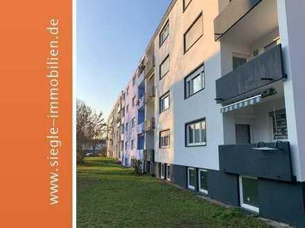 3 Zi-Wohnung mit Südbalkon und Stellplatz