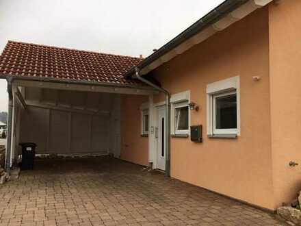 Einfamilienhaus in Bitzfeld mit kleinem Gartenanteil