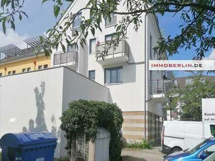 IMMOBERLIN.DE - Moderne teilvermietete Gewerbeimmobilie / Ladenfläche in sehr attraktiver Lage