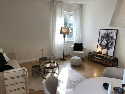 Erstbezug nach Sanierung: zentrumsnahe 3-Zimmer-Wohnung in Bochum