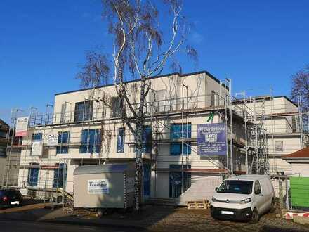 Erstbezug! Barrierefreie 4-Zimmer-Wohnung mit Balkon und 2 TG-Plätzen, inkl. Wallbox!