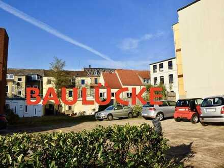 TFI: FLENSBURG - Baugrundstück in Innenstadtlage!