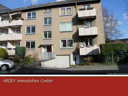 Do-Hörde: Gut geschnittene und helle Wohnung mit großem Balkon in ruhiger Wohnlage!