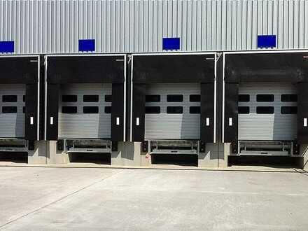 Logistikfläche mit Cross-dock, bis zu ca. 20.000 m², ab ca. 5.000 m² - ab sofort und provisionsfrei!