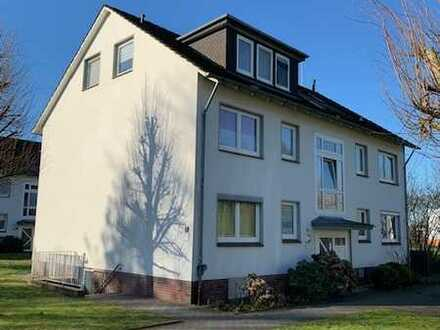 2 Zimmer mit Balkon in Metjendorf ab sofort