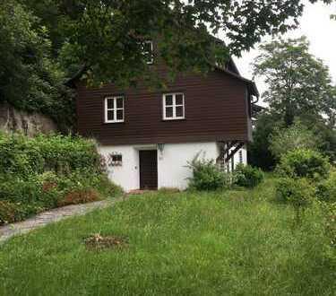 3-Zimmer-Einliegerwohnung in Freiburg mit Garten