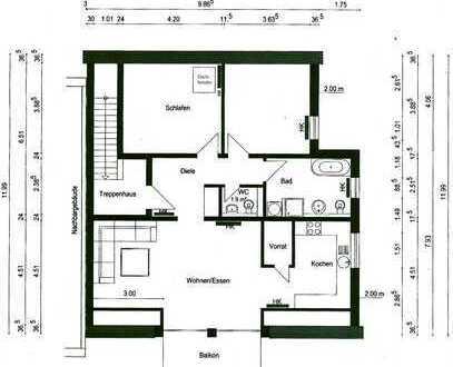 Sehr schöne 3-Zimmerwohnung in Stutensee-Blankenloch, Neue Straße 47