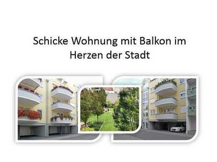 Wohnung im Karolinenhof (BESTE WOHNLAGE IN DER INNENSTADT) sucht ihren neuen Besitzer!