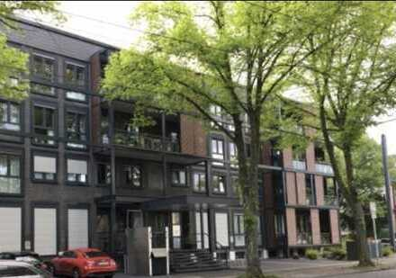 Mülheim Holthausen am Witthausbusch und Max-Planck-Institut, sehr moderne Luxus Penthouse Wohnung