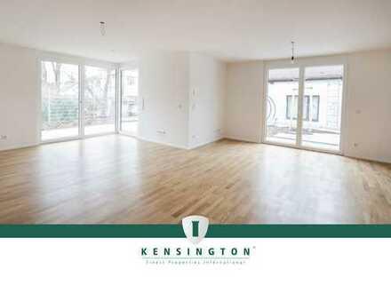 Neubau im Fasangarten / Attraktive 2,5-Zi.-Maisonette Wohnung mit Terrasse, Garten und Hobbyraum