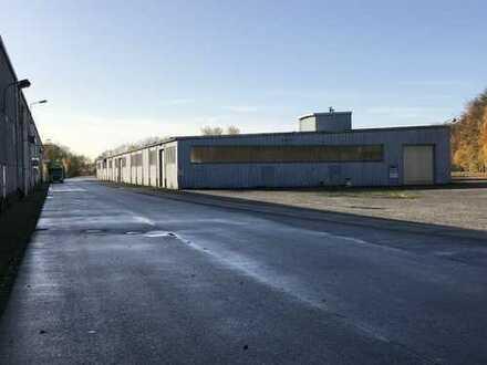 PROVISIONSFREI: Großflächige Lagerhalle im Gewerbepark