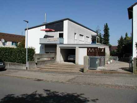 Gepflegte 3-Zimmer-Wohnung mit Balkon in Bad Bergzabern