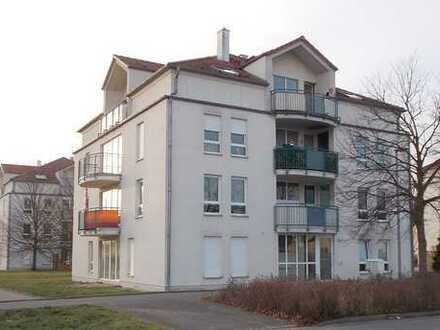 Nette kleine Eigentumswohnung (vermietet) in Michendorf