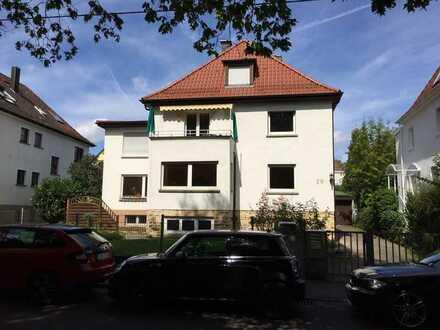 Attraktives 3-Familienhaus in exklusiver Lage in Stuttgart-Vaihingen